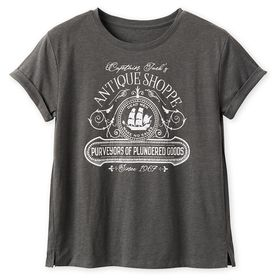 Disney Pirates of the Caribbean T-Shirt for Women
