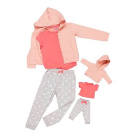 Our Generation Me & You 3pc Cardigan Set - Kid's S