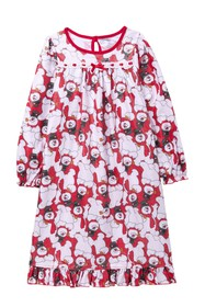 Komar Frosty Granny Nightgown (Toddler Girls)