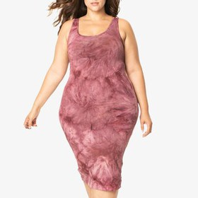 Lola Getts Plus Size Tank Dress