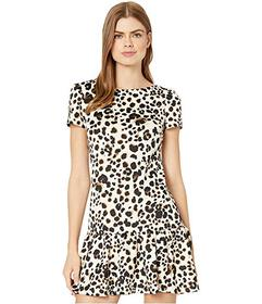 Betsey Johnson Dress with Ruffled Hem