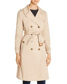 Tory Burch - Gemini-Lined Trench Coat