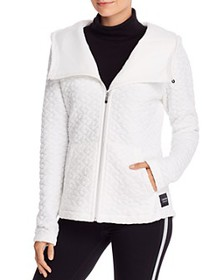 Calvin Klein - Quilted Jacquard Jacket