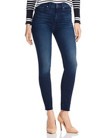 7 For All Mankind - High-Waisted Skinny Ankle Jean