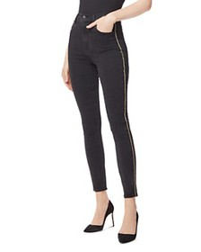 J Brand - Leenah High Rise Skinny Ankle Jeans in P