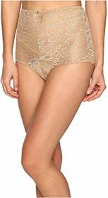 Versace Lace High Waisted Panty