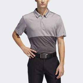 Adidas Climachill Heathered Competition Polo Shirt