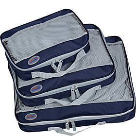 American Flyer Perfect Packing Cubes 3 Piece Set
