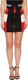 Versace Jeans Couture Color Block Skirt