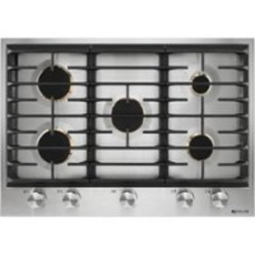 """JennAir - 30"""" Built-In Gas Cooktop - Stainless ste"""
