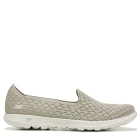 Skechers Women's GOWalk Daisy Slip On Sneaker Shoe