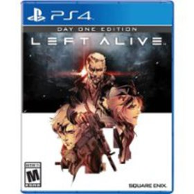 LEFT ALIVE Day 1 Edition - PlayStation 4