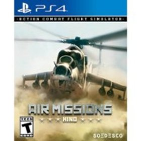 Air Missions: HIND - PlayStation 4