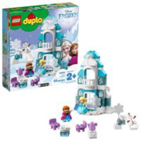 LEGO DUPLO Princess Frozen Ice Castle 10899 Toddle