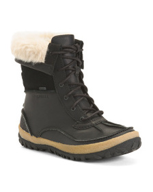 MERRELL Insulated Waterproof Leather Comfort Boots