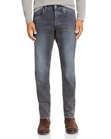 G-STAR RAW - 3301 Slim Fit Jeans in Dark Aged Cobl