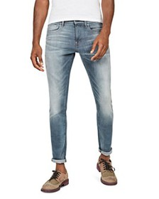 G-STAR RAW - Revend Skinny Fit Jeans in Faded Quar