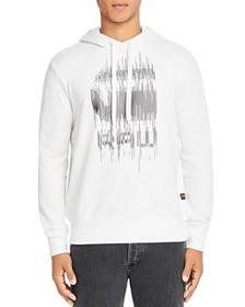 G-STAR RAW - Graphic Logo 8 Hooded Sweatshirt
