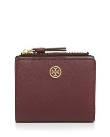 Tory Burch - Robinson Mini Leather Wallet