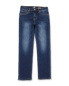 7 For All Mankind - Boys' Standard Straight Jeans