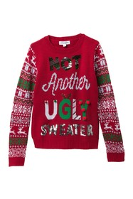 Ten Sixty Sherman Not Another Ugly Christmas Sweat