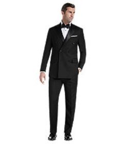 Jos Bank 1905 Collection Tailored Fit Tuxedo CLEAR