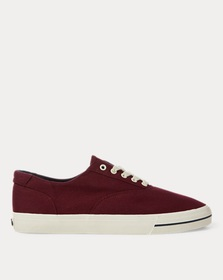 Ralph Lauren CP-93 Canvas Low-Top Sneaker