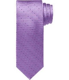 Jos Bank Traveler Collection Dotted Tie CLEARANCE