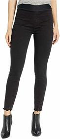 J Brand Dellah High-Rise Leggings in Voltage