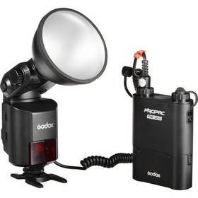 Godox AD360II-N WITSTRO TTL Portable Flash with Po