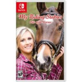 My Riding Stables - Life with Horses - Nintendo Sw