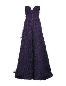 OSCAR DE LA RENTA - Long dress