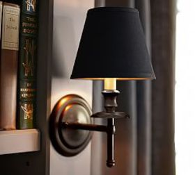 Pottery Barn Collins Sconce