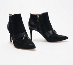 Louise et Cie Ankle Boots with Tassel - Shiro - A3