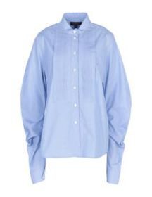BURBERRY - Solid color shirts & blouses
