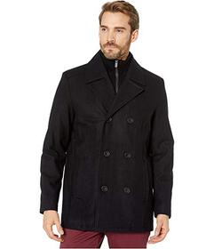 Kenneth Cole New York Remington Peacoat