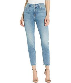 7 For All Mankind High Waist Slim Jeans in Sloane