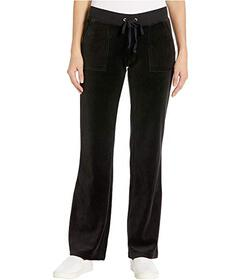 Juicy Couture Del Rey Velour Pants