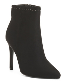CHARLES BY CHARLES DAVID Pointy Toe High Heel Boot