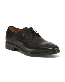 Reveal Designer Men's Made In Italy Leather Oxford