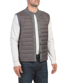 BARBOUR Essential Quilted Vest