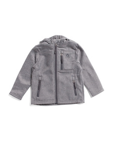 REEBOK Toddler Boys Hooded Jacket
