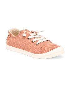 ROXY Canvas Sneakers (Little Kid, Big Kid)