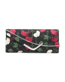 NINA Floral Envelope Clutch