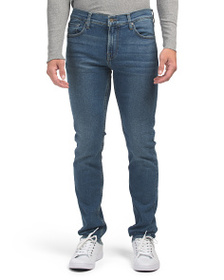 7 FOR ALL MANKIND Slimmy Squiggle Slim Straight Je