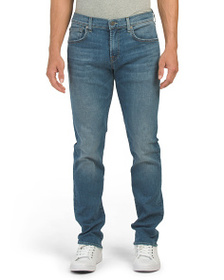 7 FOR ALL MANKIND The Straight Luxe Jeans
