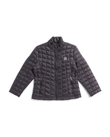 REEBOK Little Girls Glacier Shield Jacket