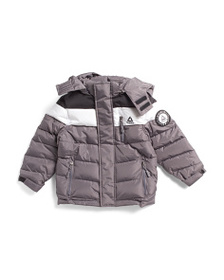REEBOK Little Boys Puffer Jacket