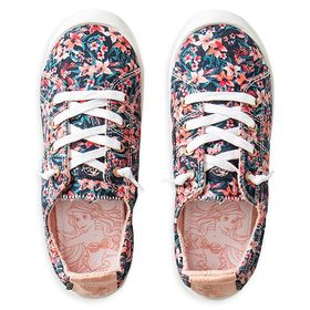 Disney The Little Mermaid Canvas Shoes for Girls b