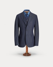 Ralph Lauren Denim Suit Jacket